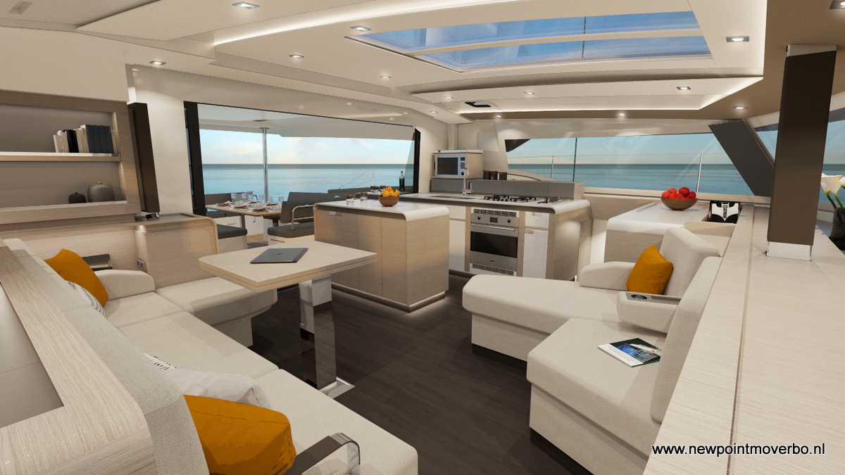 Fountaine-Pajot-New-51-Interiors-saloon-09