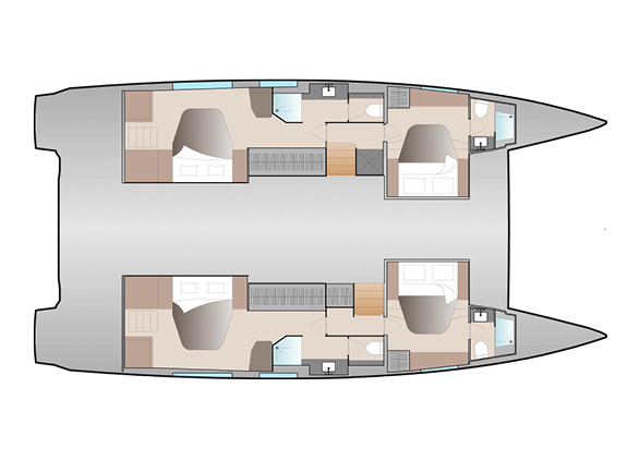new-51-fountaine-pajot-layout-double-maestro